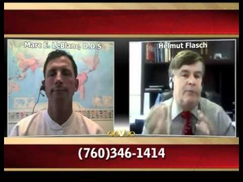 Dental Fixed Bridges vs. Dental Implant , by Cosmetic Dentist, Palm Desert CA, Dr. Marc LeBlanc
